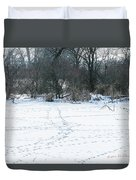 Highways And Byways Duvet Cover