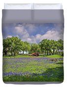 Hill Country Farming Duvet Cover