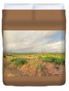 Hill Country Memories Duvet Cover