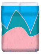 Hill Country No.3 Duvet Cover