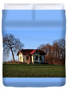 Hill House Duvet Cover