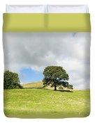 Hills Of Sedbergh Cumbria Duvet Cover