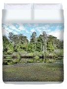 Hillsborough River 1 Duvet Cover