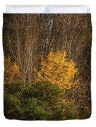 Hillside Autumn Duvet Cover