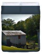 Hillside Farm  Duvet Cover