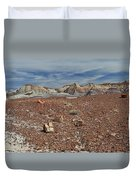 Hillside Hues Duvet Cover