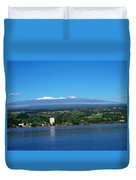 Hilo Bay Duvet Cover