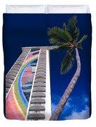 Hilton Hawaiian Village Duvet Cover