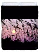 Hilton Head Sunset Duvet Cover