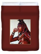 Himba Duvet Cover