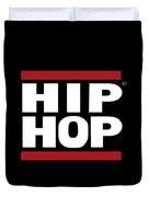 Hiphop Duvet Cover