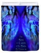Beneath His Wings 2 Duvet Cover