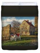 Historic Bethlehem Pennsylvania Duvet Cover
