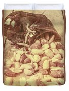 Historic Food Art Duvet Cover