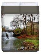 Historic Mill Duvet Cover