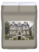Historic Old Louisville - William Wathen House 1895 Duvet Cover