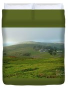 Historic Pierce Point Ranch In Point Reyes Duvet Cover