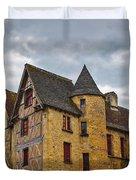 Historic Sarlat - La - Caneda France Duvet Cover