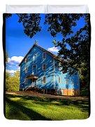 Historic Walnford Gristmill Duvet Cover