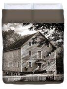 Historic Walnford Mill Duvet Cover