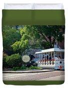 Historical Tour  Duvet Cover