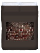 Hit The Wall Duvet Cover