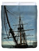 Hms Surprise Duvet Cover
