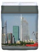 Ho Chi Minh City 1 Duvet Cover