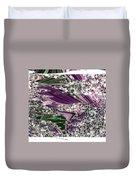 Hodge Podge Art Duvet Cover