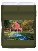 Hodgsons Mill  Duvet Cover