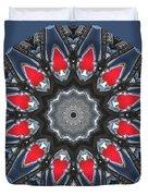 Valkyrie Kaleidoscope 2 Duvet Cover