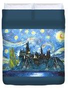 Harry Potter Starry Night Duvet Cover