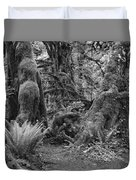 Hoh Rain Forest 3389 Duvet Cover