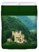 Hohenschwangau Castle 1 Duvet Cover