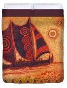 Hokulea 10 Duvet Cover