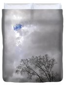 Hole In The Sky Duvet Cover