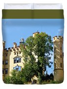 Holenschwangau Castle 2 Duvet Cover