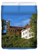 Holenschwangau Castle 3 Duvet Cover