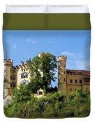 Holenschwangau Castle 4 Duvet Cover
