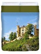 Holenschwangau Castle 5 Duvet Cover