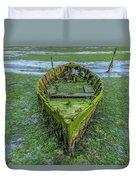 Holes Bay - England Duvet Cover