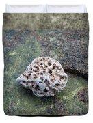 Holey Stone 2 Duvet Cover