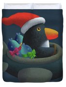 Holiday Cheer Duvet Cover