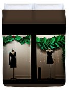 Holiday Window Fashion Duvet Cover