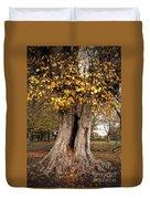 Hollow Tree Duvet Cover