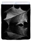 Holly Leaf Duvet Cover