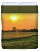 Holmes County Sunrise Duvet Cover