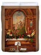 Holy Communion Duvet Cover