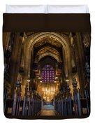 Holy House Duvet Cover