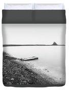 Holy Island - Minimalism Duvet Cover